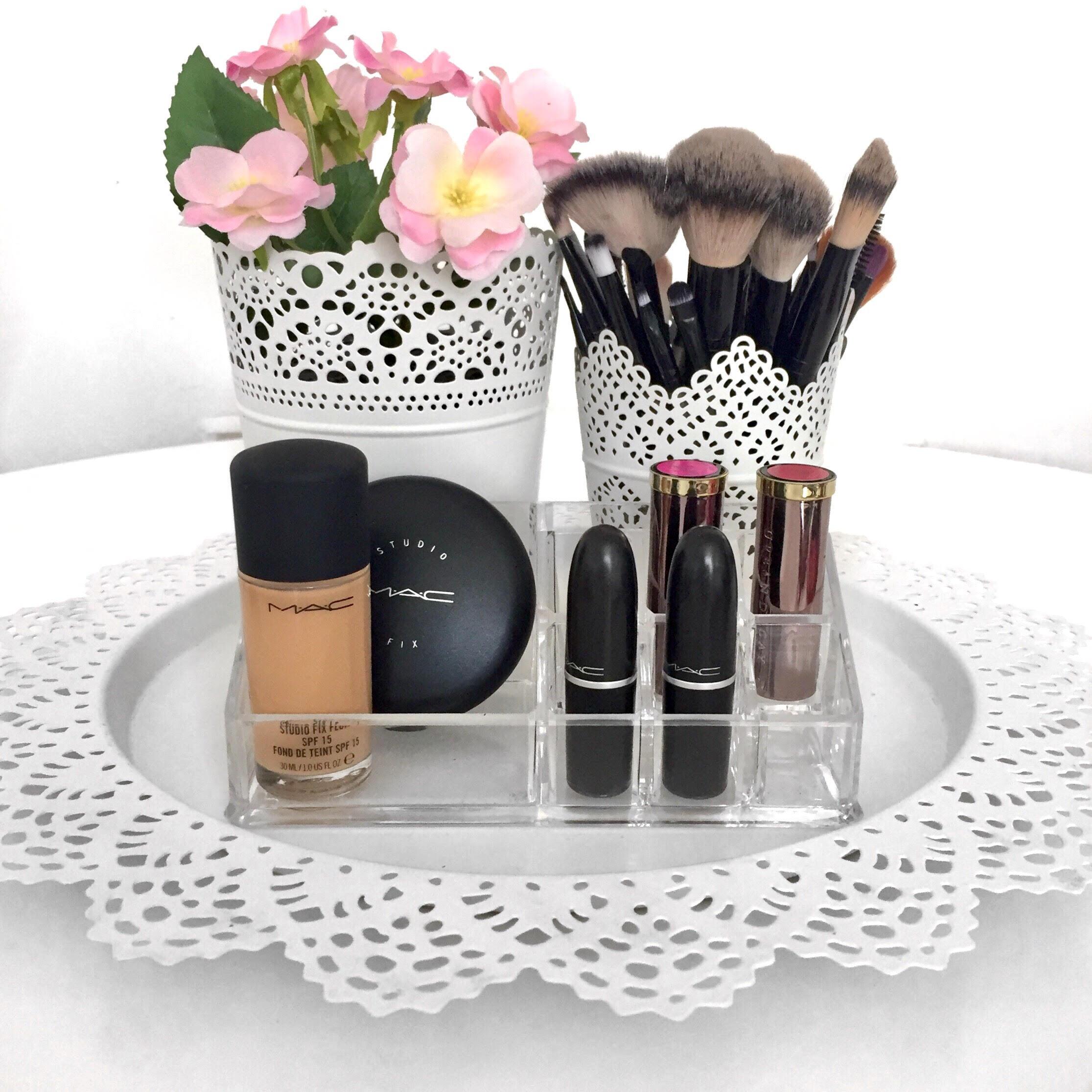 dezire blog beauty mac notino puder ruz make up