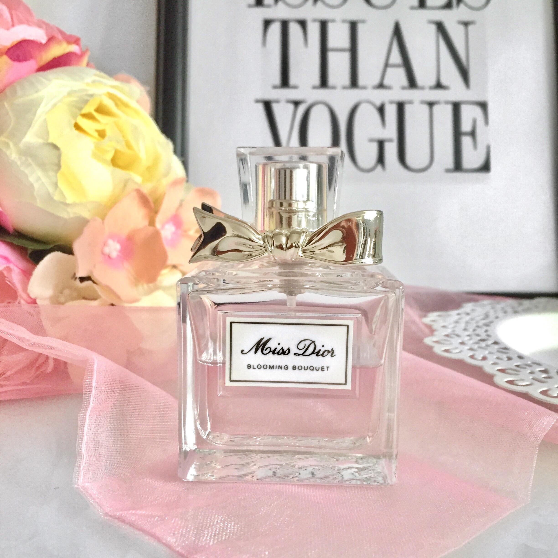 miss dior notino dezire beauty blog