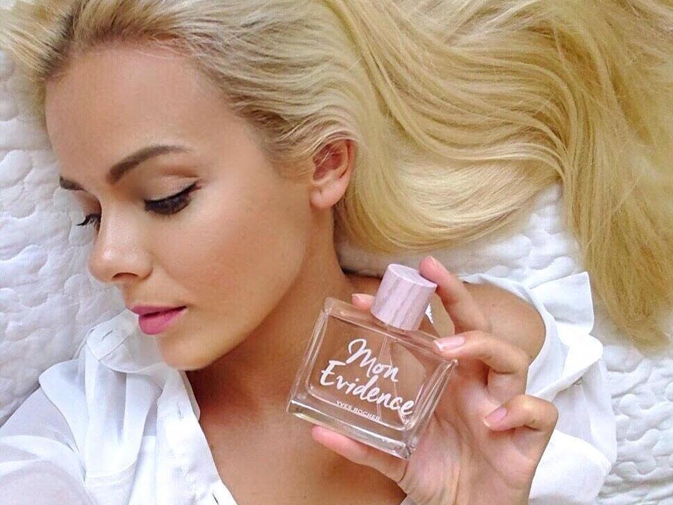 yves rocher parfum mon evidence dezire blog
