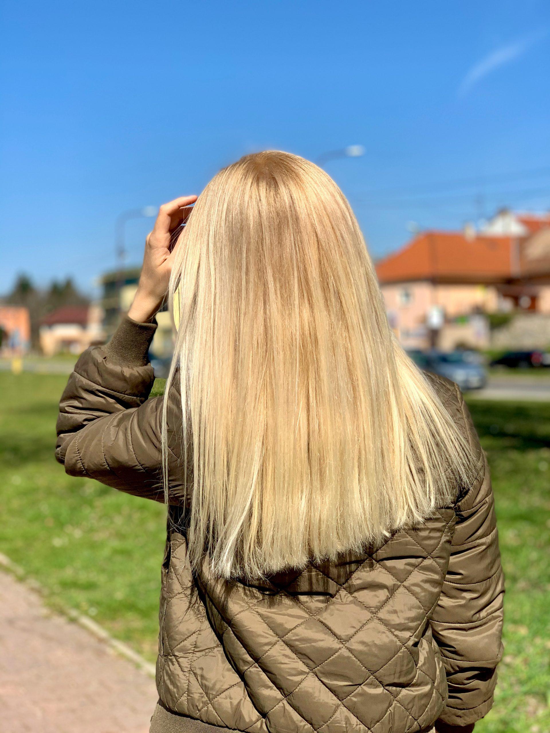 Kallos vyžívajúci olej na vlasy